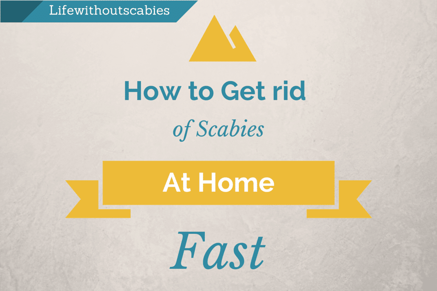 How to Get rid of scabies at home fast