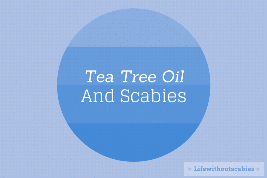 Tea Tree Oil and Scabies
